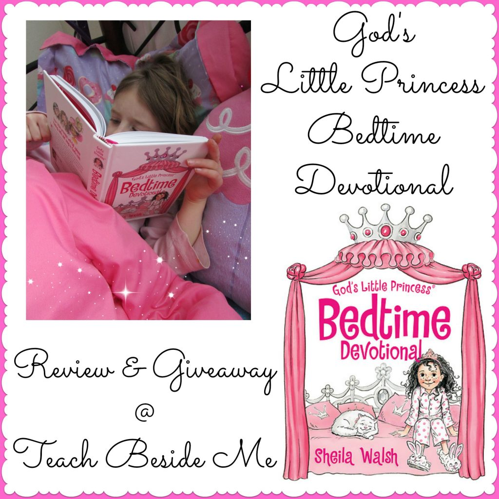 Gods Little Princess- Devotional Book for Kids