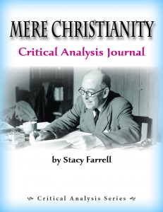 Mere Christianity Study Guide~ Critical Analysis Journal