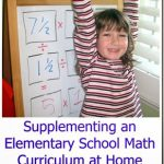 Supplementing Math At Home ~ Guest Post
