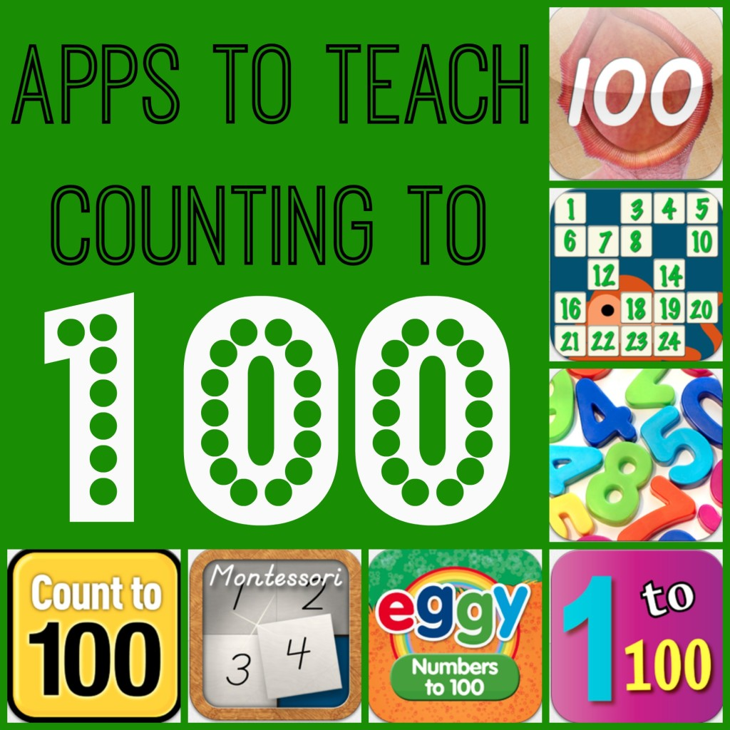 apps for counting to 100