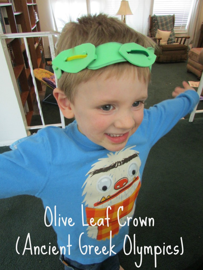 olive Leaf Crown (Ancient Greece)