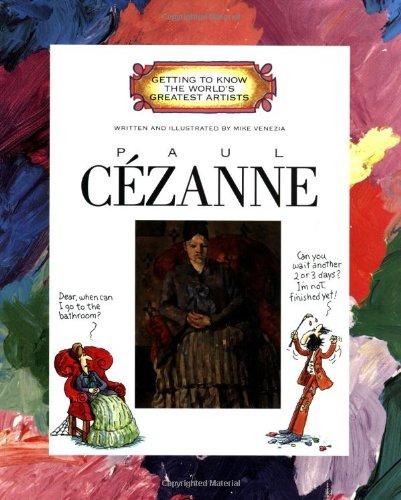 Cezanne- greatest artists series