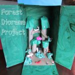 F is for Forest Diorama (Geography Projects from A to Z)