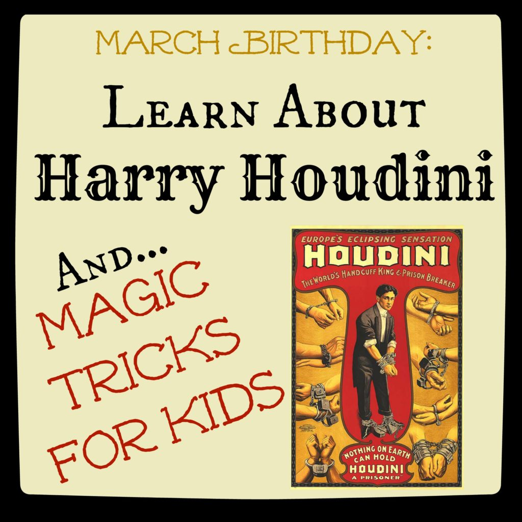 Houdini Magic for Kids