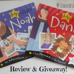 My Story Bible Picture Books Review & Giveaway!