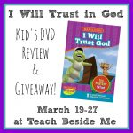 I Will Trust in God -Hermie and Friends DVD Review & Giveaway!