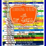 Learning to Read with Dr. Seuss