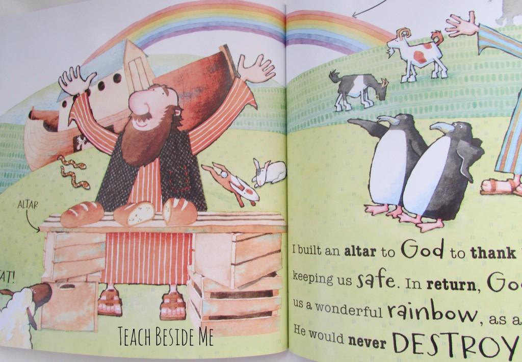 Noah Bible Picture Book