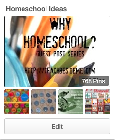 Pinterest for Homeschool