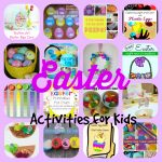 Share It Saturday- Easter Crafts and Activities