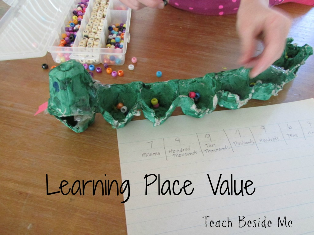 learning place value