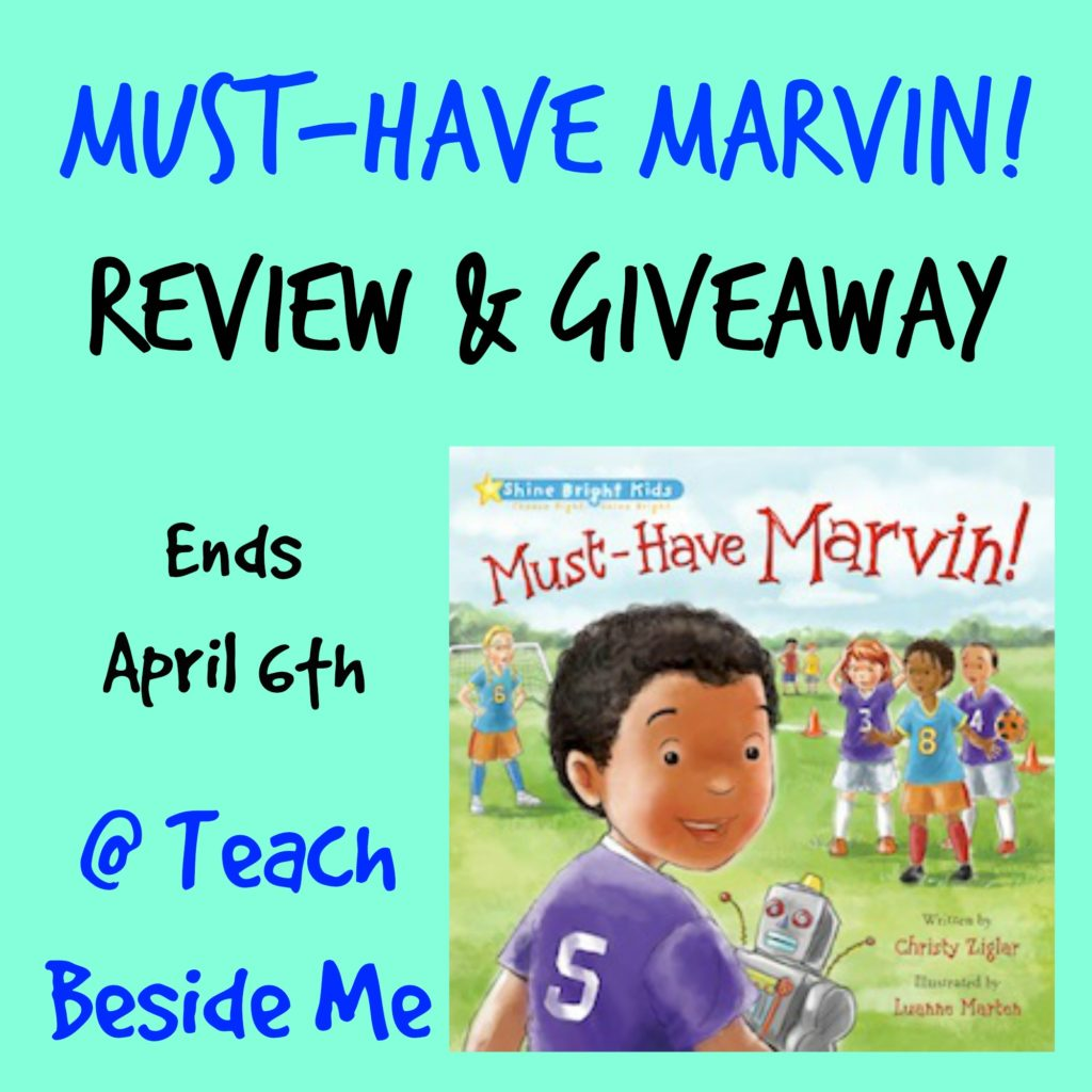 must have marvin book review
