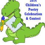 2014 Childrens Poetry Contest Celebration badge