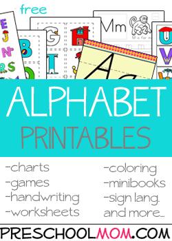 Ultimate List of Free Preschool Curriculum Resources - Teach Beside Me