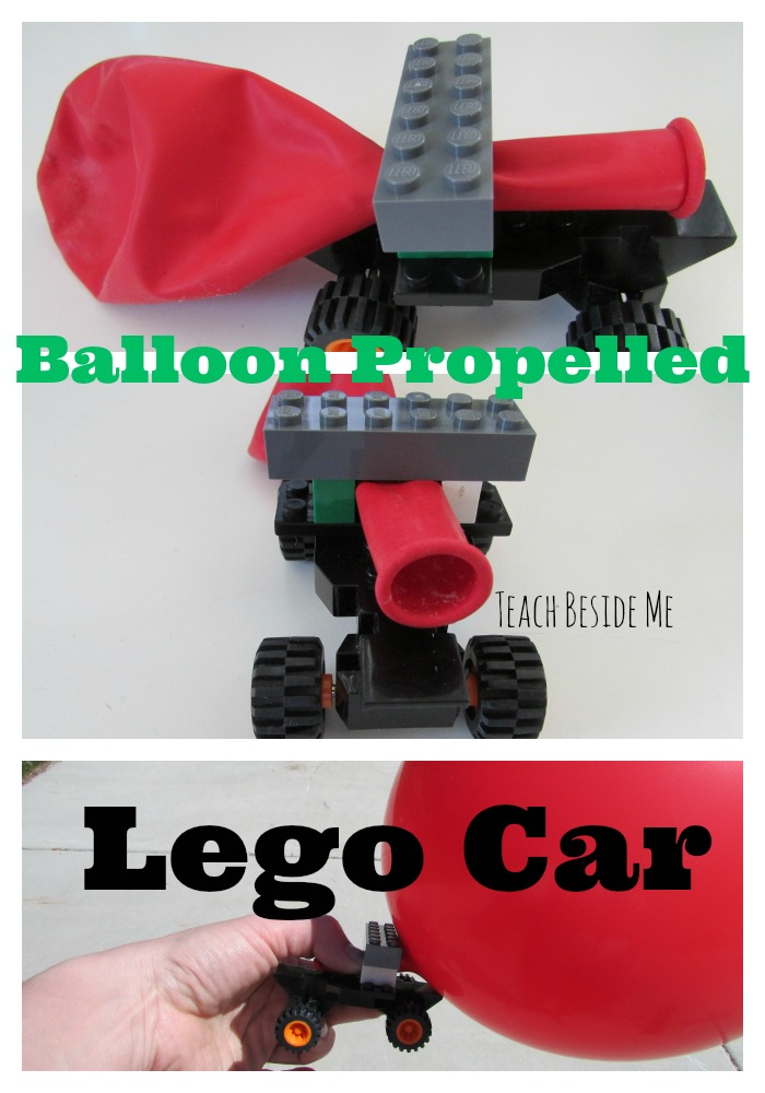 If I Built a Car ~ Storybook STEM Activities
