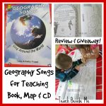 Geography Songs Review & Giveaway