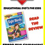 Rock N' Learn With Sight Words & a Giveaway!