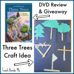 The Legend of Three Trees Craft
