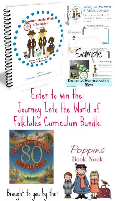 Folk Tales Around the World Giveaway