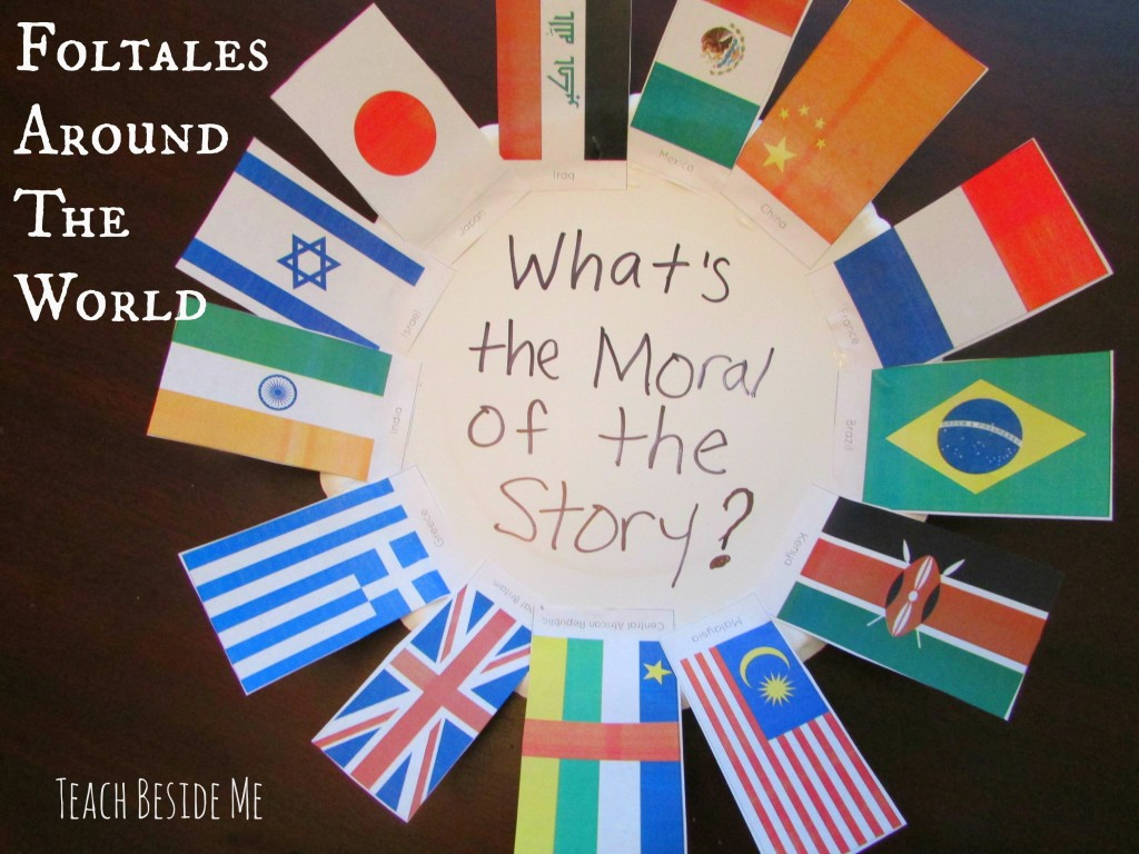 Folktales Around the World from Teach Beside Me
