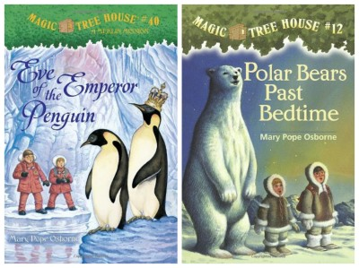 Magic Tree House Arctic Class