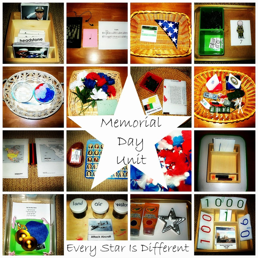 Memorial Day Unit