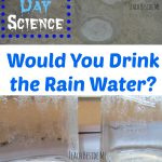 Rainy Day Science