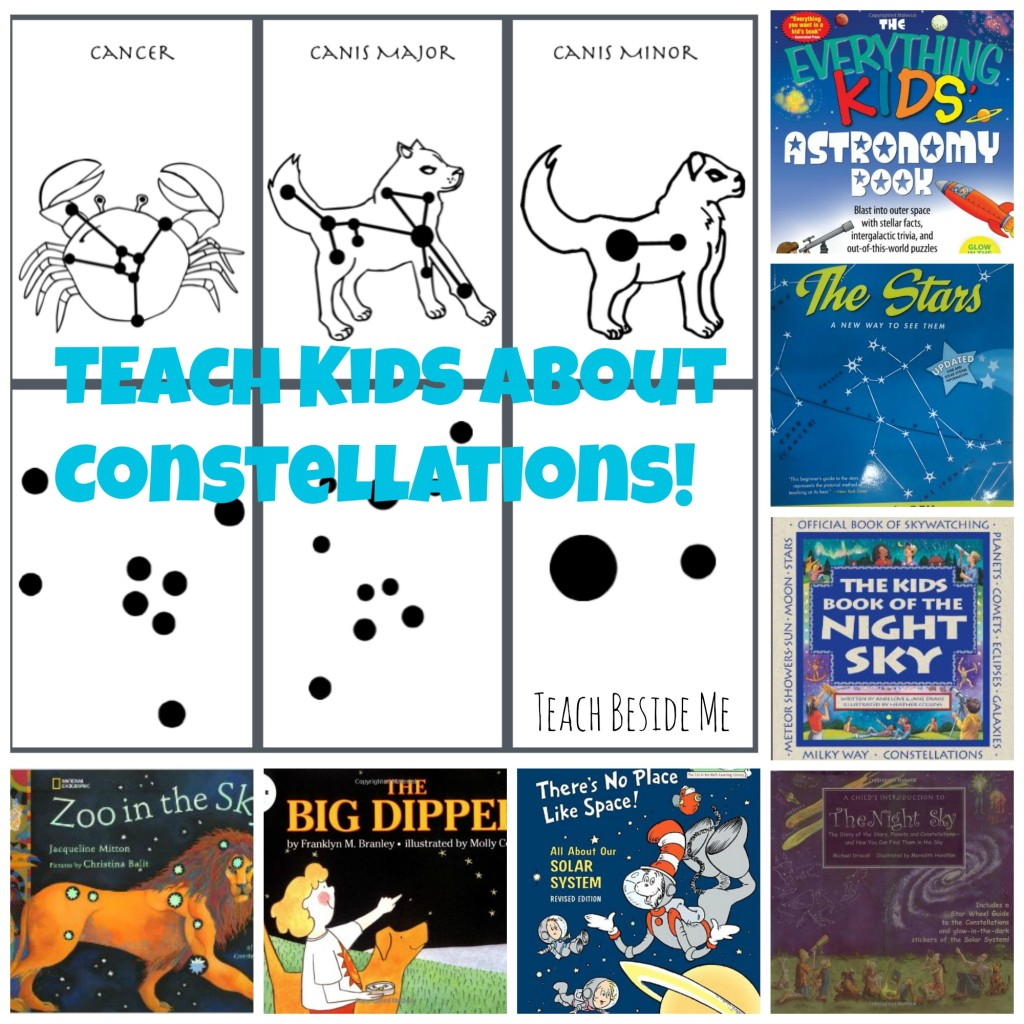 Space and Constellations for Kids