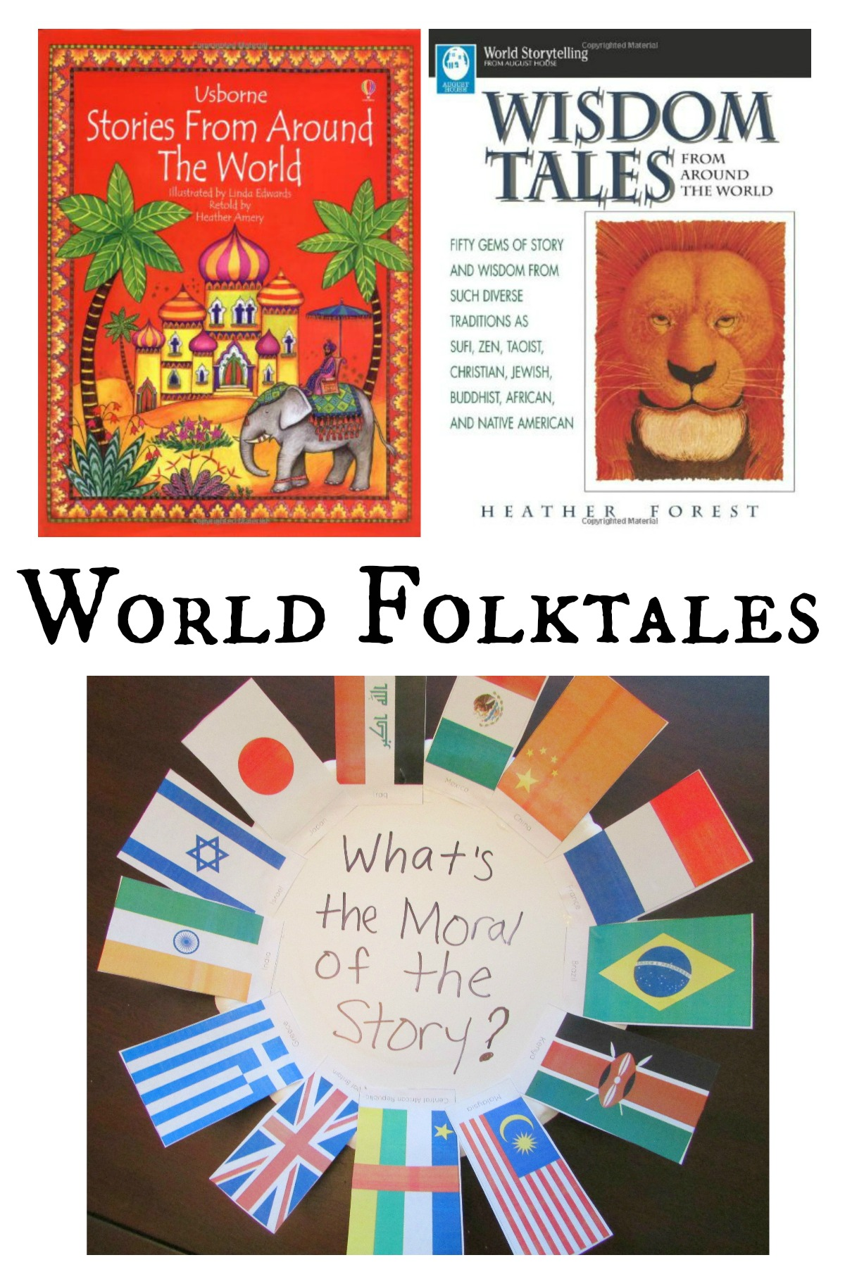 Lessons From Folktales Around The World Teach Beside Me