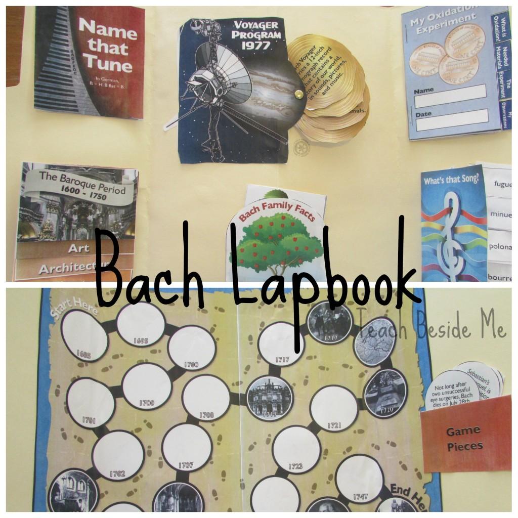 Bach Lapbook