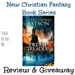 Dreamtreaders ~ Christian Fiction Book Giveaway