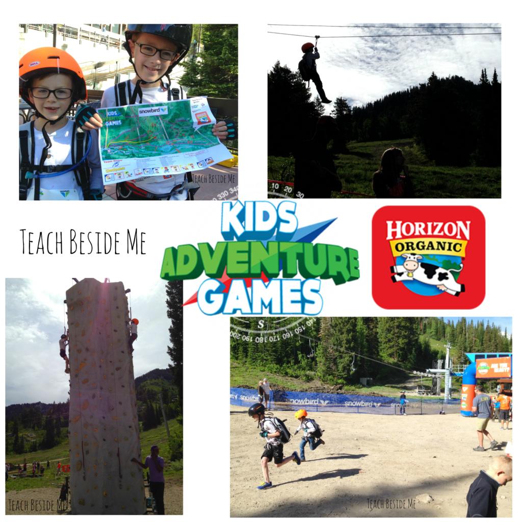 Kids Adventure Games Race - Teach Beside Me