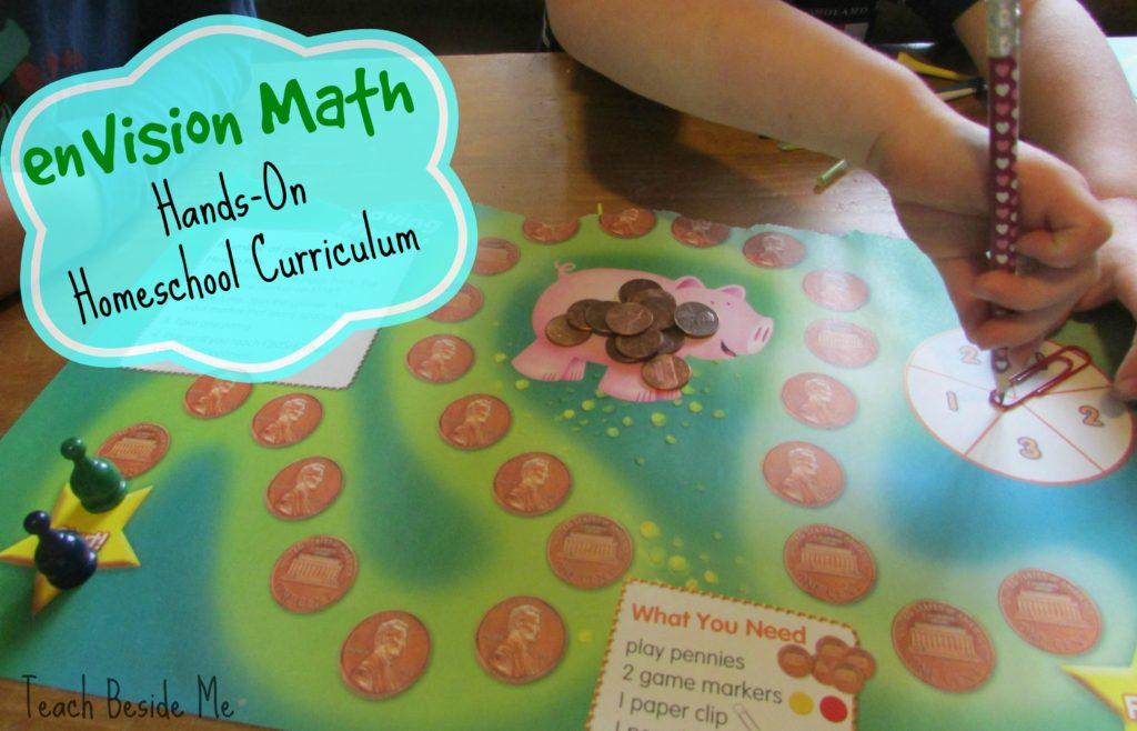 Pearson Homeschool Math Curriculum - Teach Beside Me