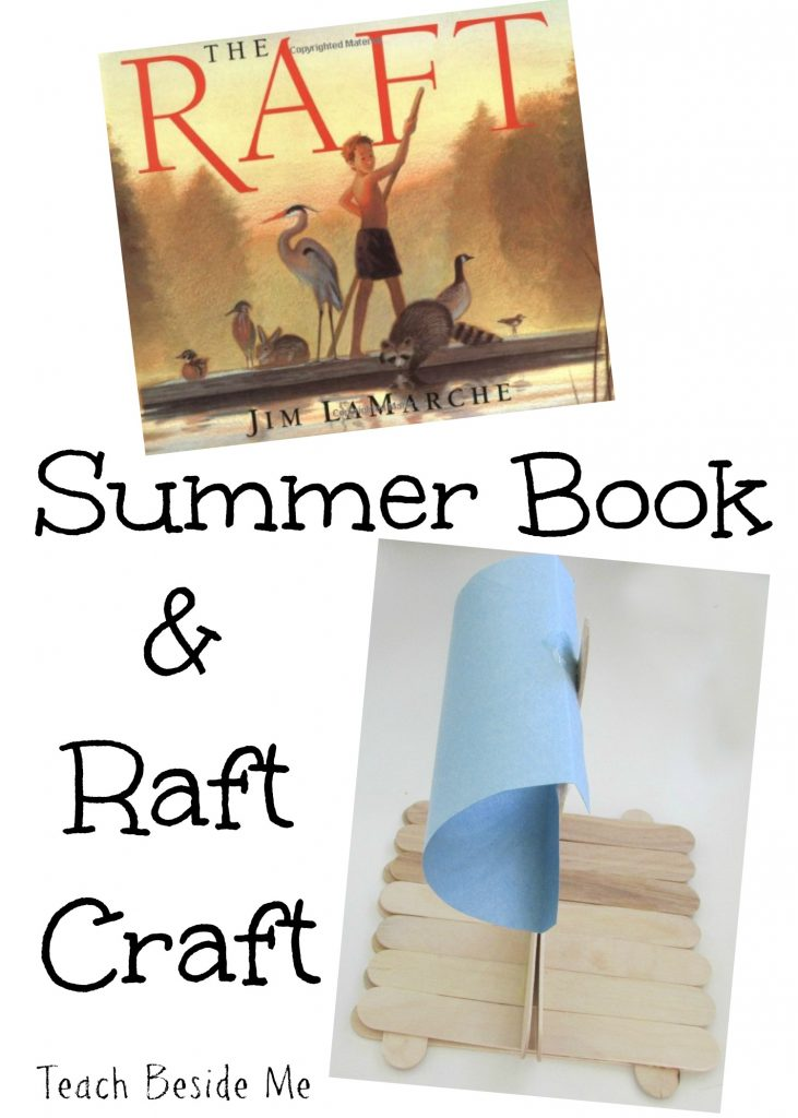 Storybook STEM: Summer Book and Craft- The Raft