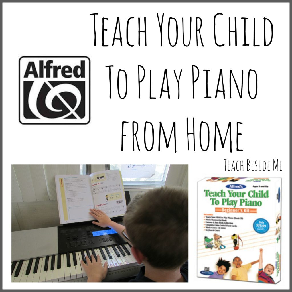 Teach Your Child to Play Piano