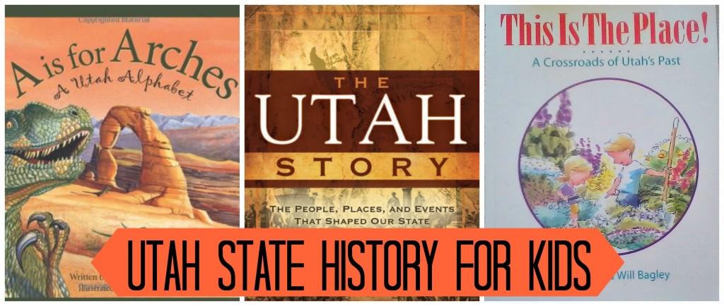 Utah State History for Kids