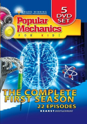 popular mechanics for kids