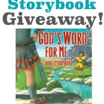 Bible Storybook Review & Giveaway