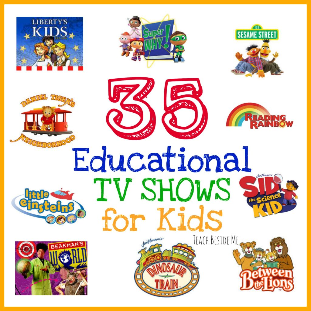 Educational TV Shows for Kids