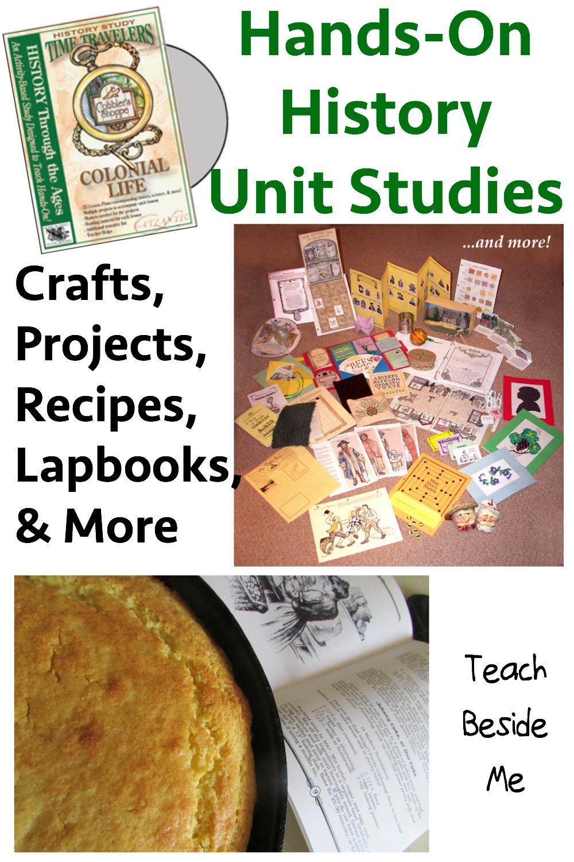 History Unit Studies