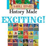 Horrible Histories Books Giveaway!