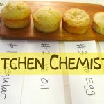 Kitchen Chemistry: Cake Experiment