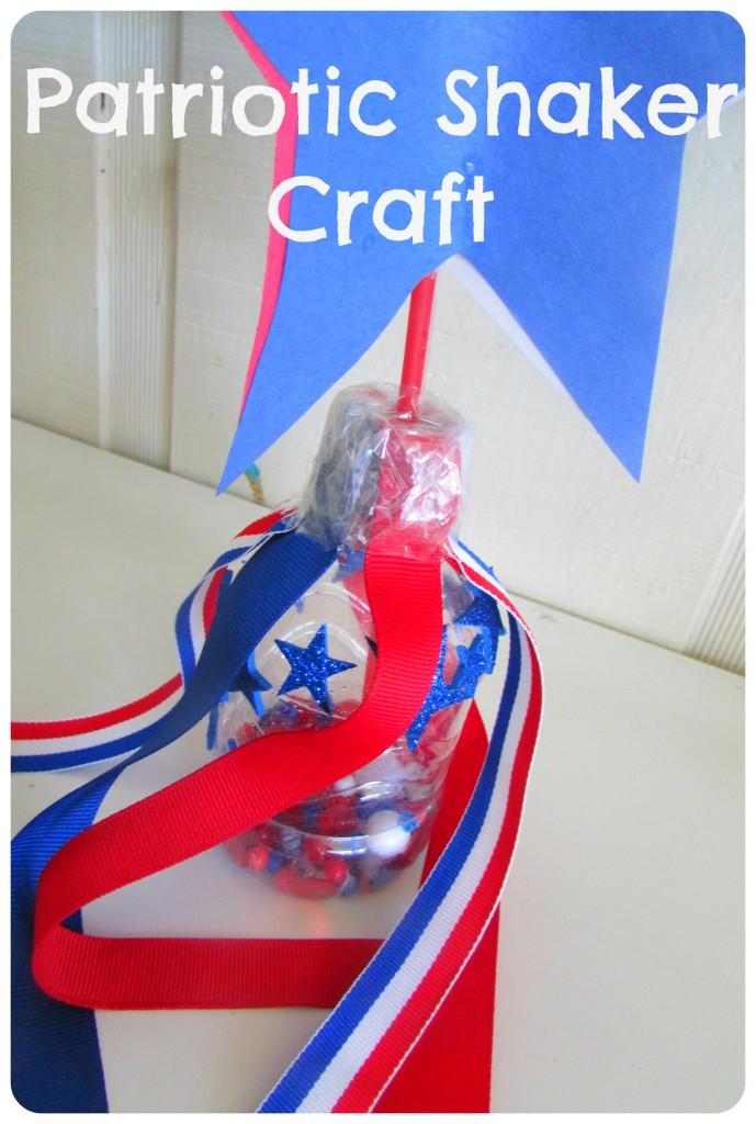 Patriotic Shaker Craft