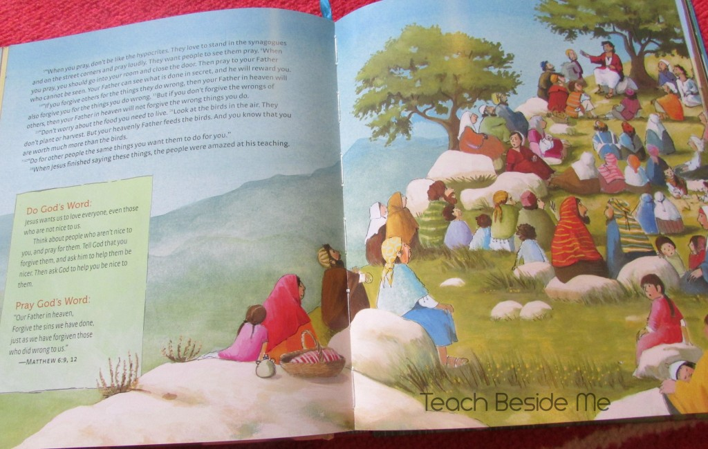 bible storybook for kids