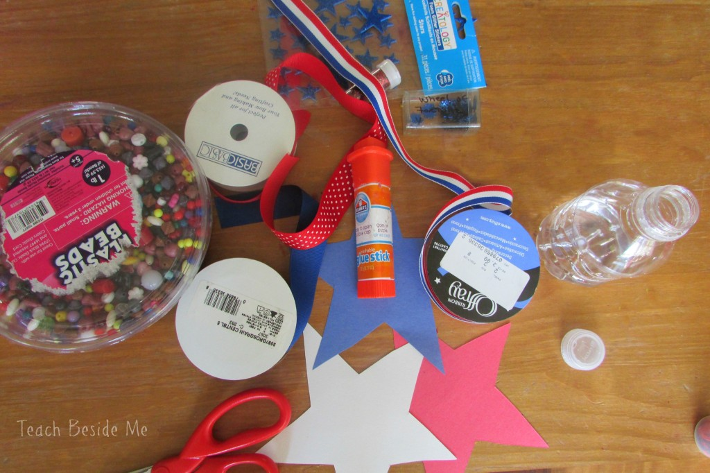 patriotic shaker supplies