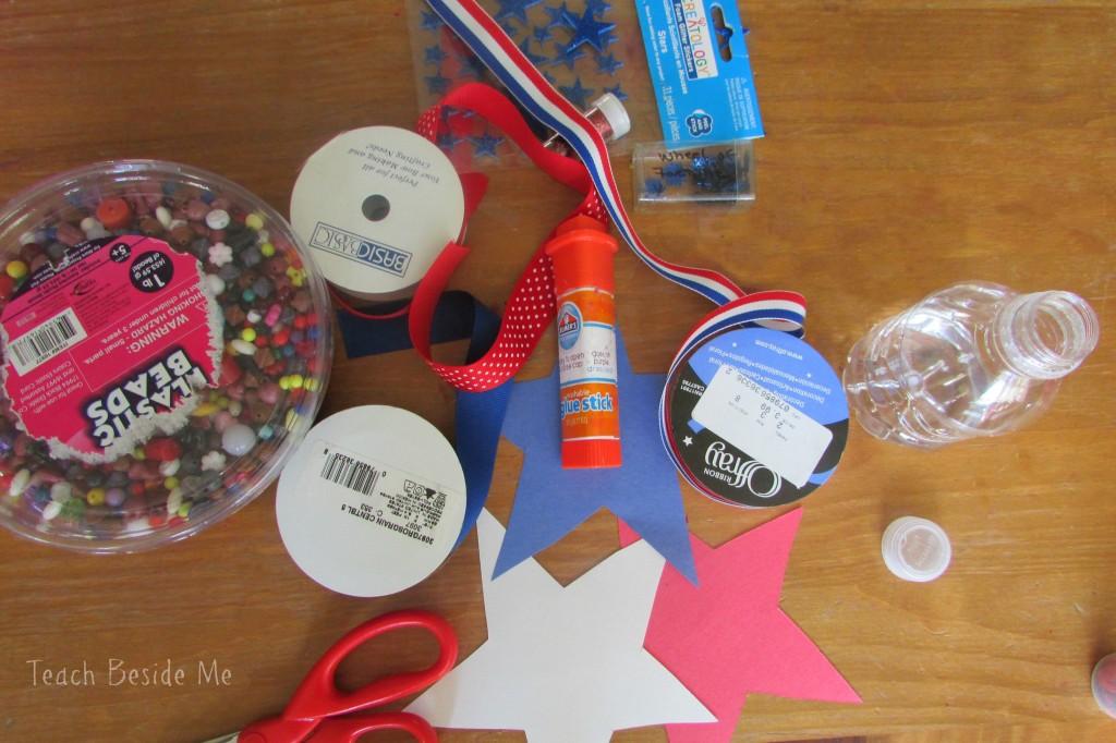 patriotic shaker supplies