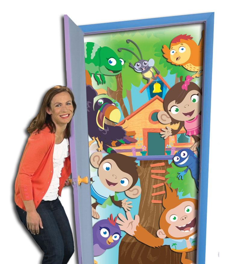 Rachel and the TreeSchoolers