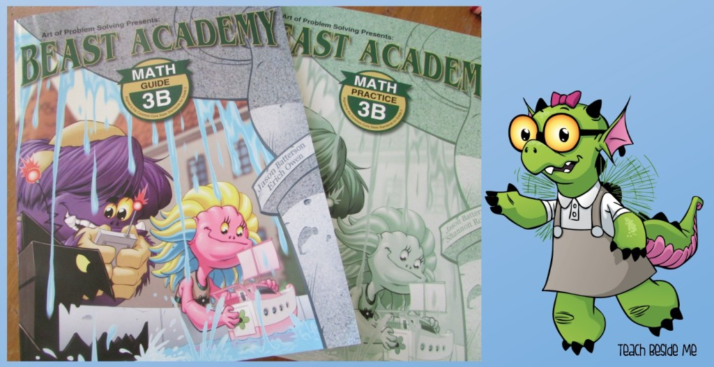 Beast Academy Math Books