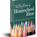 Gift Basket Giveaway & Big Book of Homeschool Ideas!