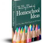 Gift Basket Giveaway & Big Book of Homeschool Ideas!